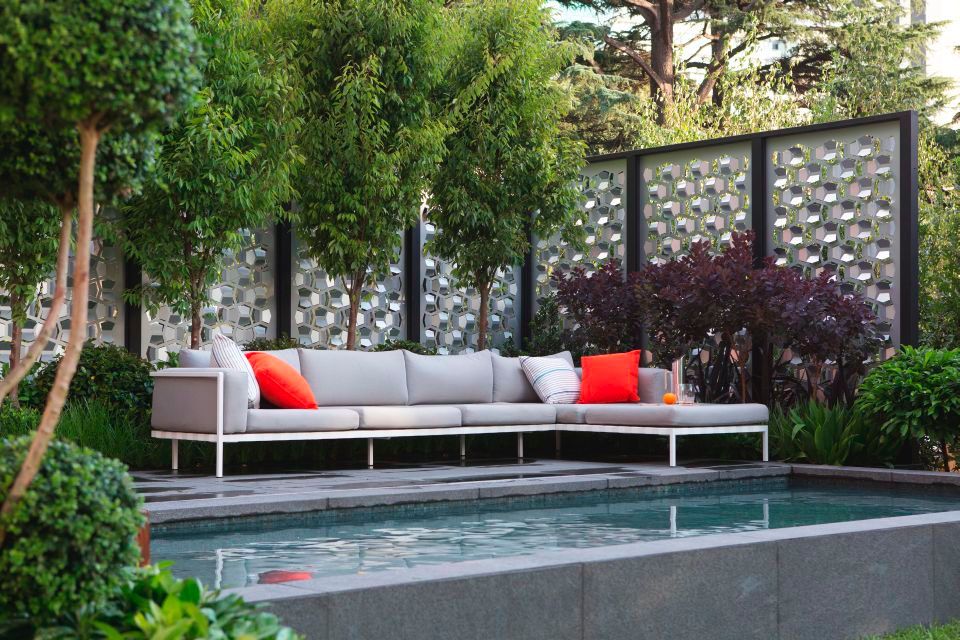 Pool landscaping ideas pool landscaping for Pool show melbourne