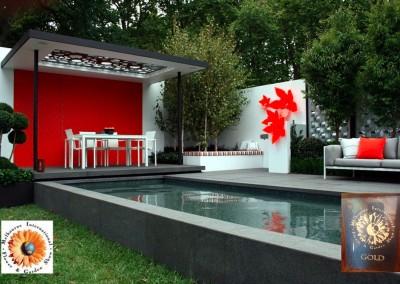 Melbourne Australia custom pool and landscape builder