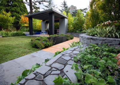 Melbourne Australia custom pool and landscape builder