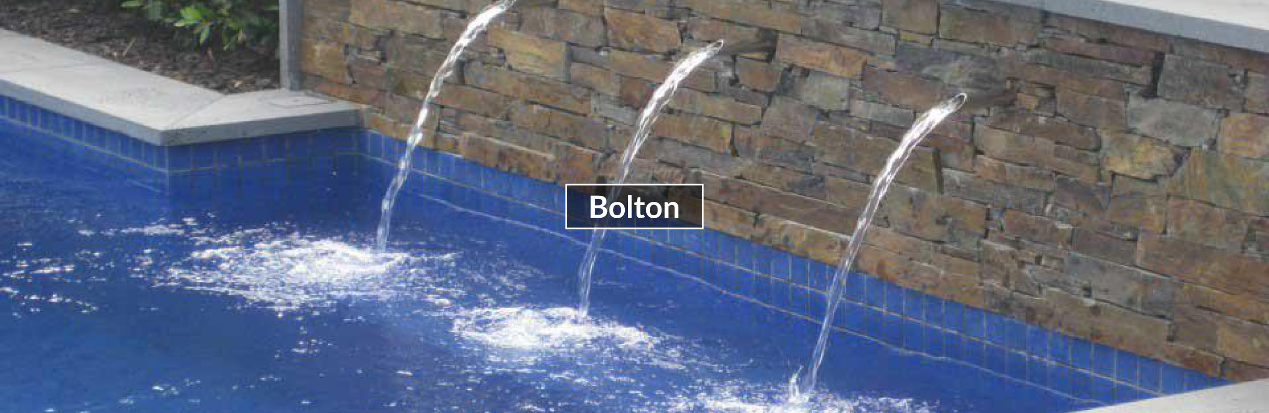 Bolton - Kiama Pools Pool Project