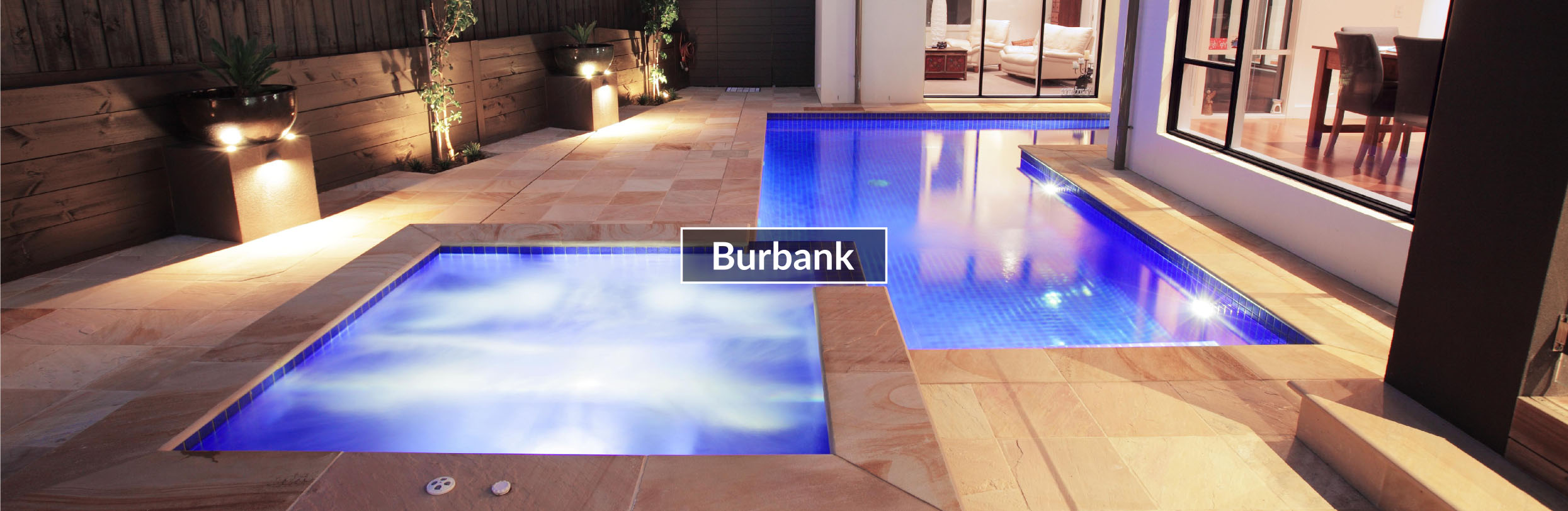 Burbank - Kiama Pools Project
