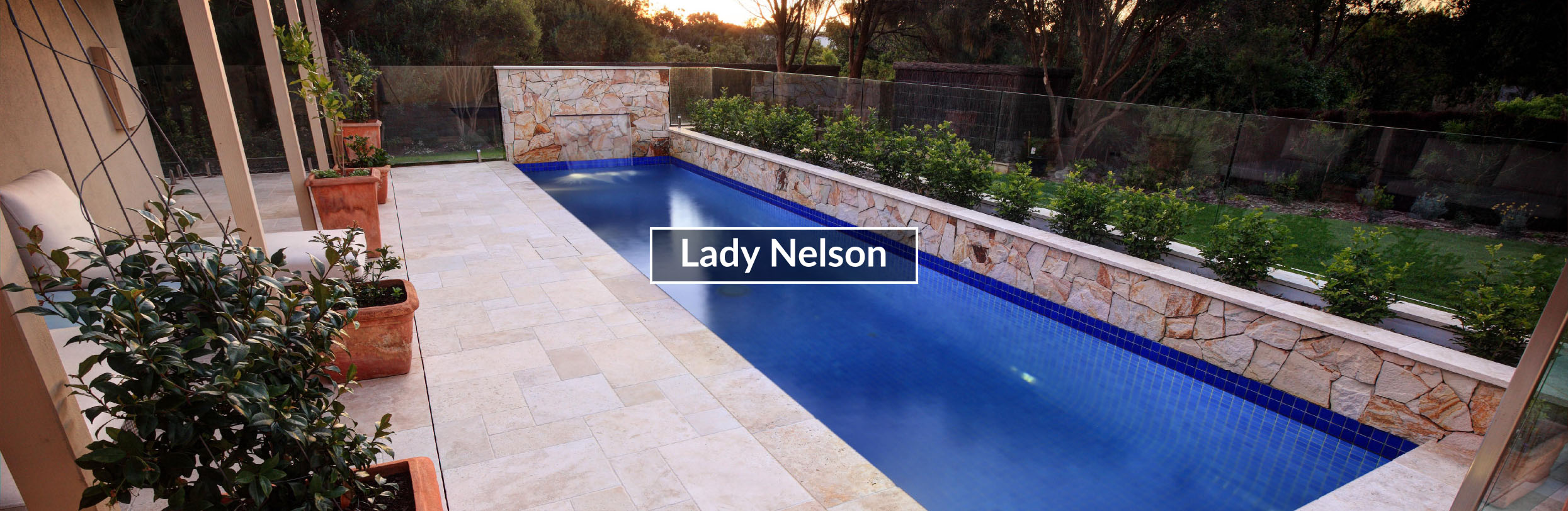 Lady Nelson - Kiama Pools Pool Project