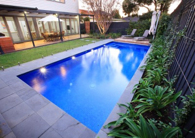 Melbourne family pool