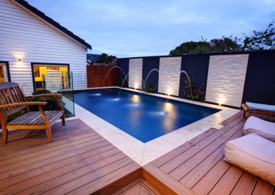 Naples - Kiama Pools Small Swimming Pool Project