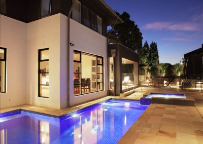 Custom Melbourne Pool