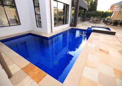 Burbank - Kiama Pools Project