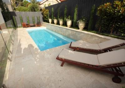 Eglinton - Kiama Pools Small Swimming Pool Project