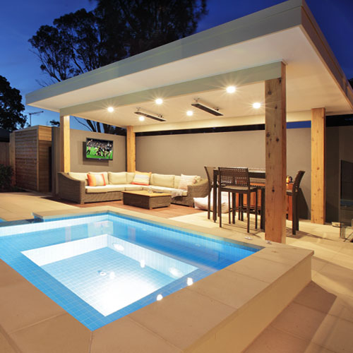 Swimming pool sheds joy studio design gallery best design for Swimming pool room ideas