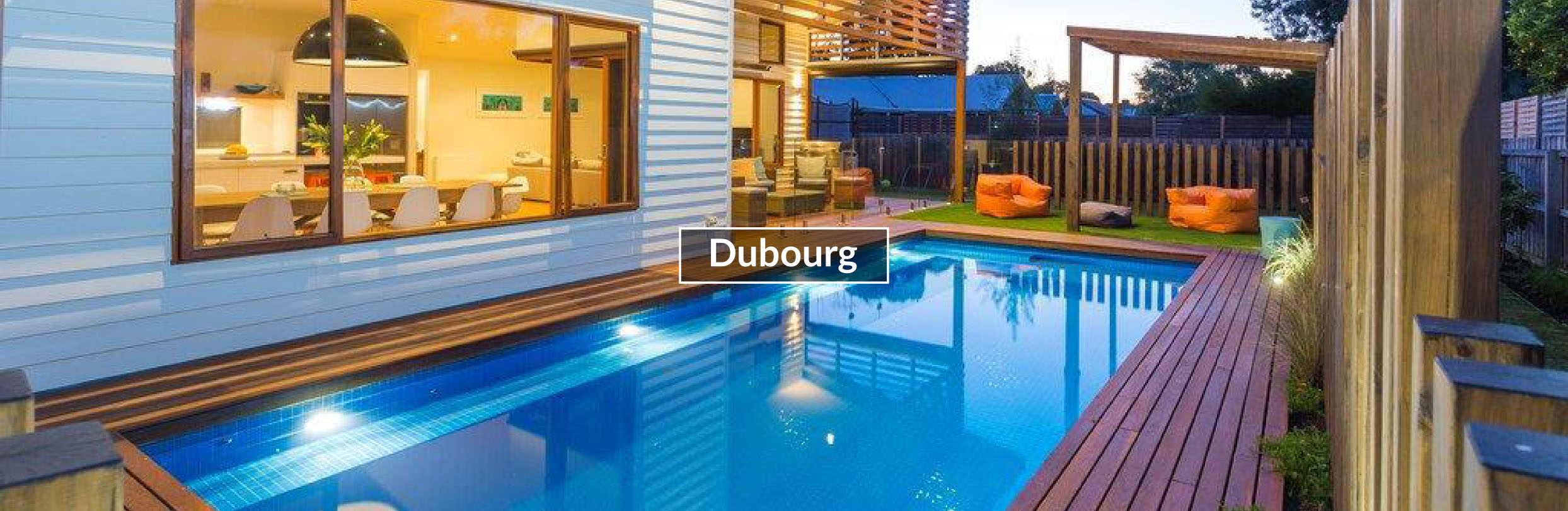 Dubourg - Kiama Pools Pool Landscaping Project