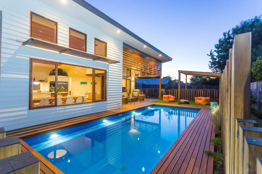Melbourne swimming pool builder geelong swimming pool for Pool design certification
