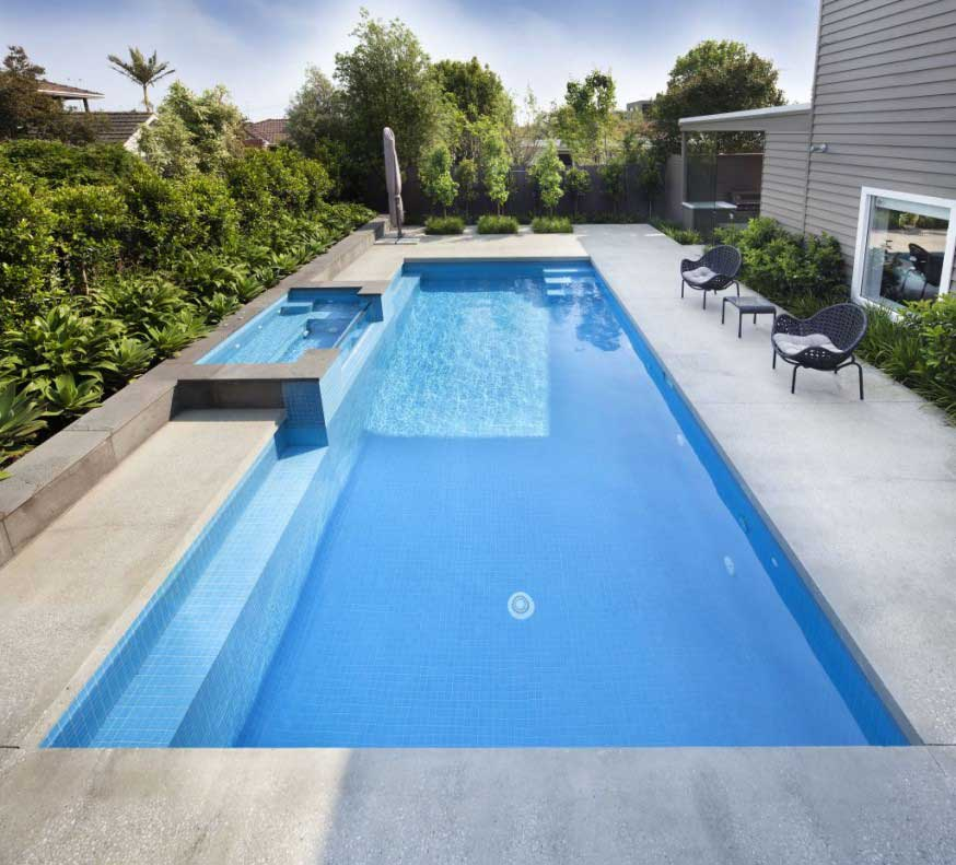 Melbourne swimming pool builder geelong swimming pool for Pool design geelong