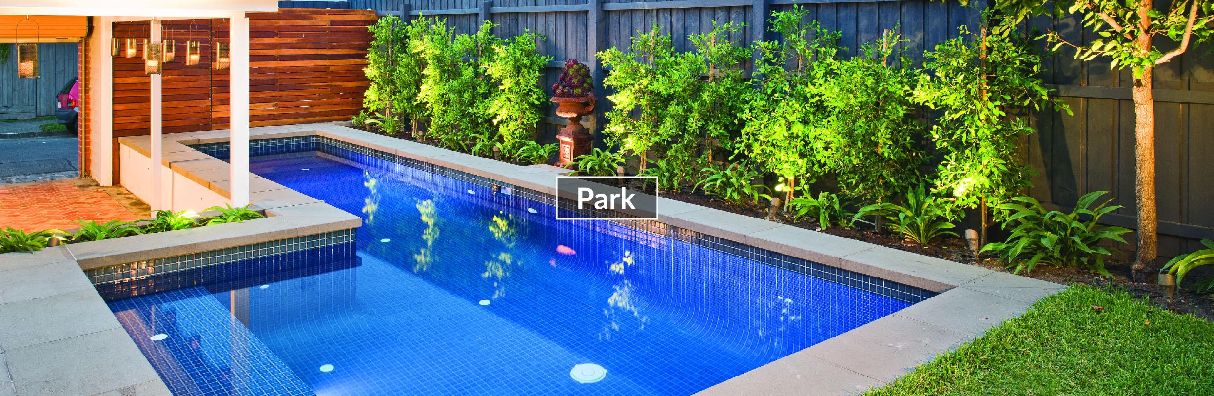 Park - Kiama Pools Small Swimming Pool Project