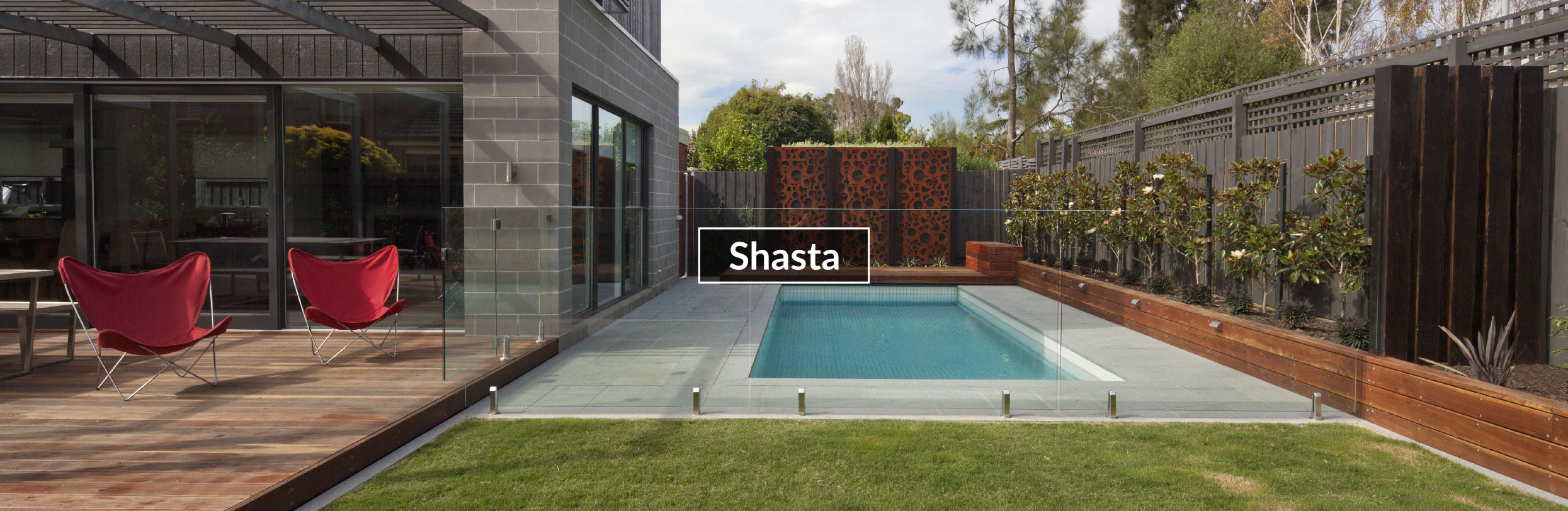 Shasta - Kiama Pools Inground Pool Project