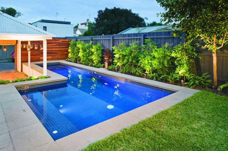 Kiama pools melbourne 39 s best custom pool builder park for Garden pool landscaping
