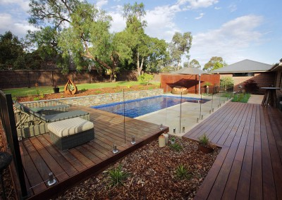 Speers - Kiama Pools Pool Landscaping Project