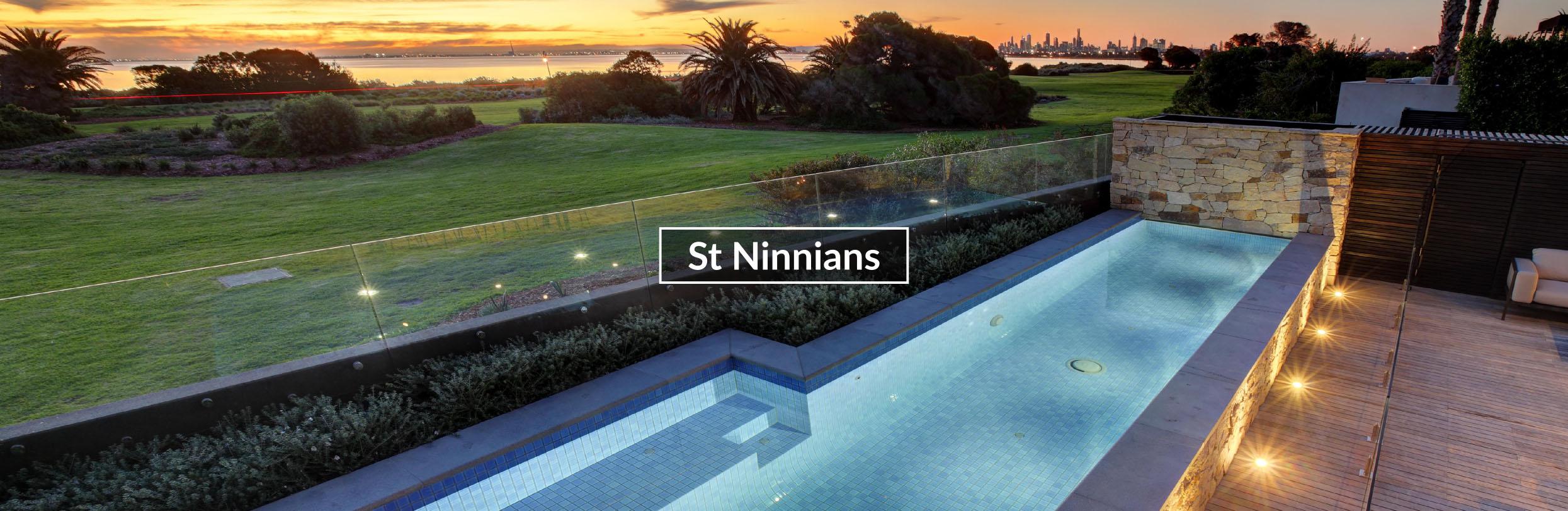 St Ninians - Kiama Pools Swimming Pool Project