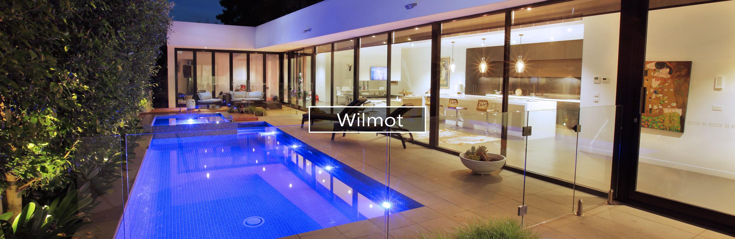 Wilmot - Kiama Pools Swimming Pool Project