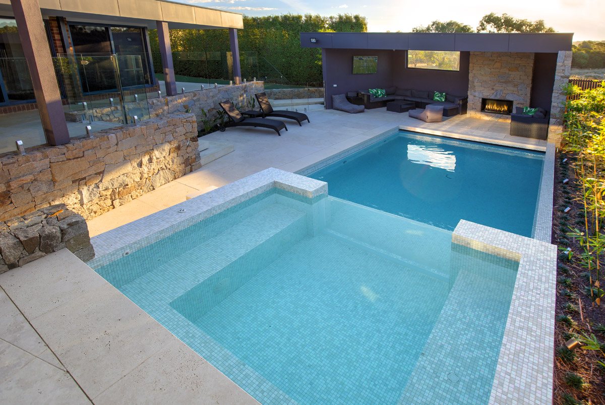 Cabernet Kiama Pools Hampton