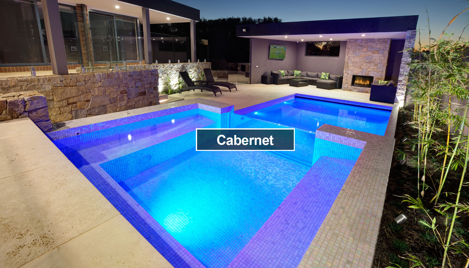 Cabernet - Kiama Pools Swimming Pool Project
