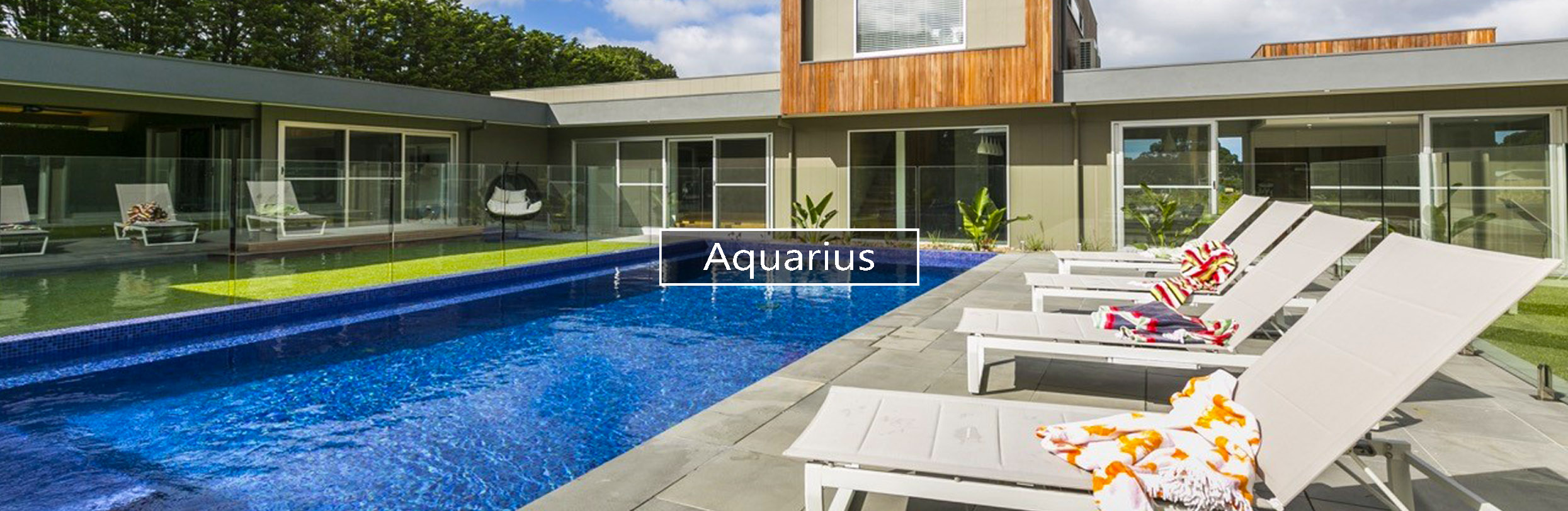 Aquarius - Kiama Pools Swimming Pool Project