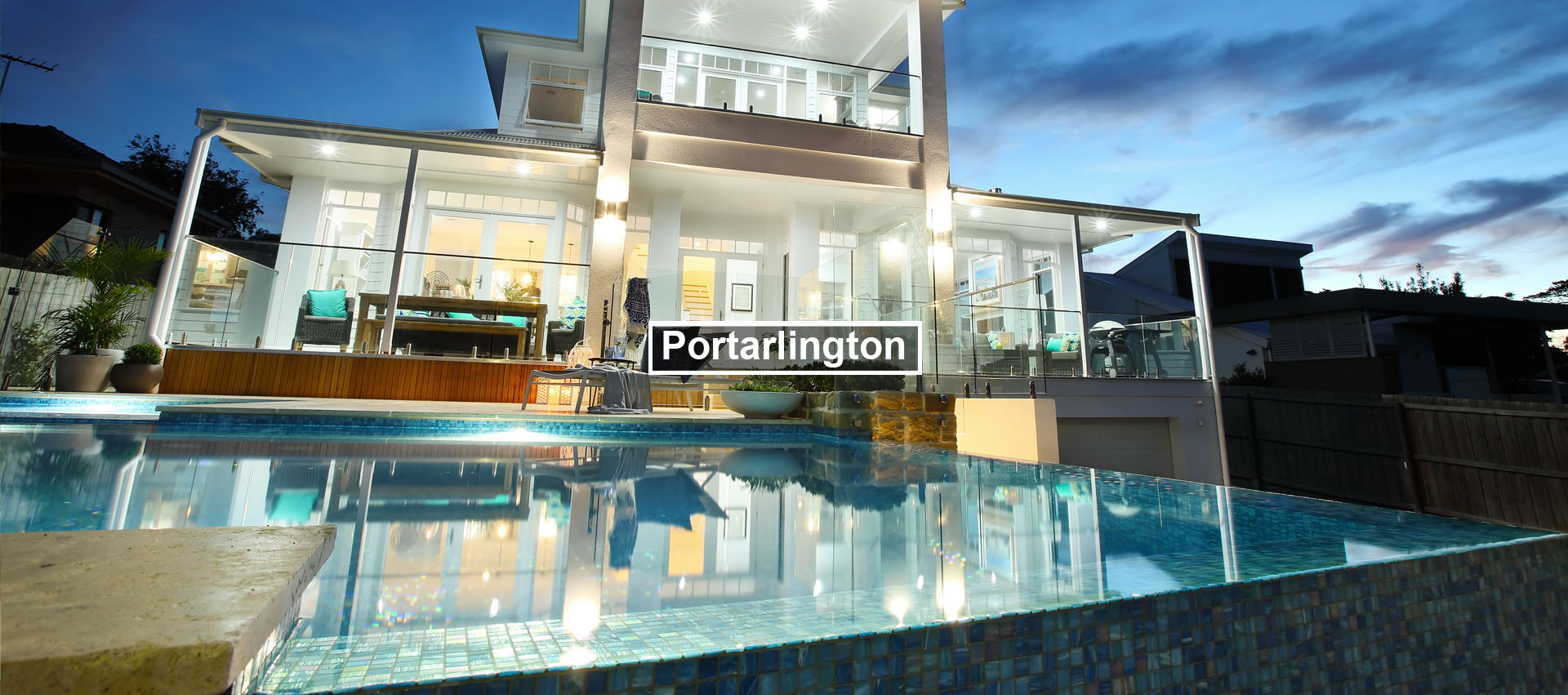 Portarlington - Kiama Pools Swimming Pool Project