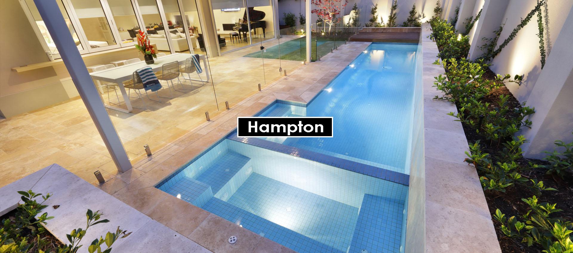 Blairgowrie - Kiama Pools Swimming Pool Project