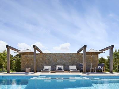 Infinity Pool & Spa